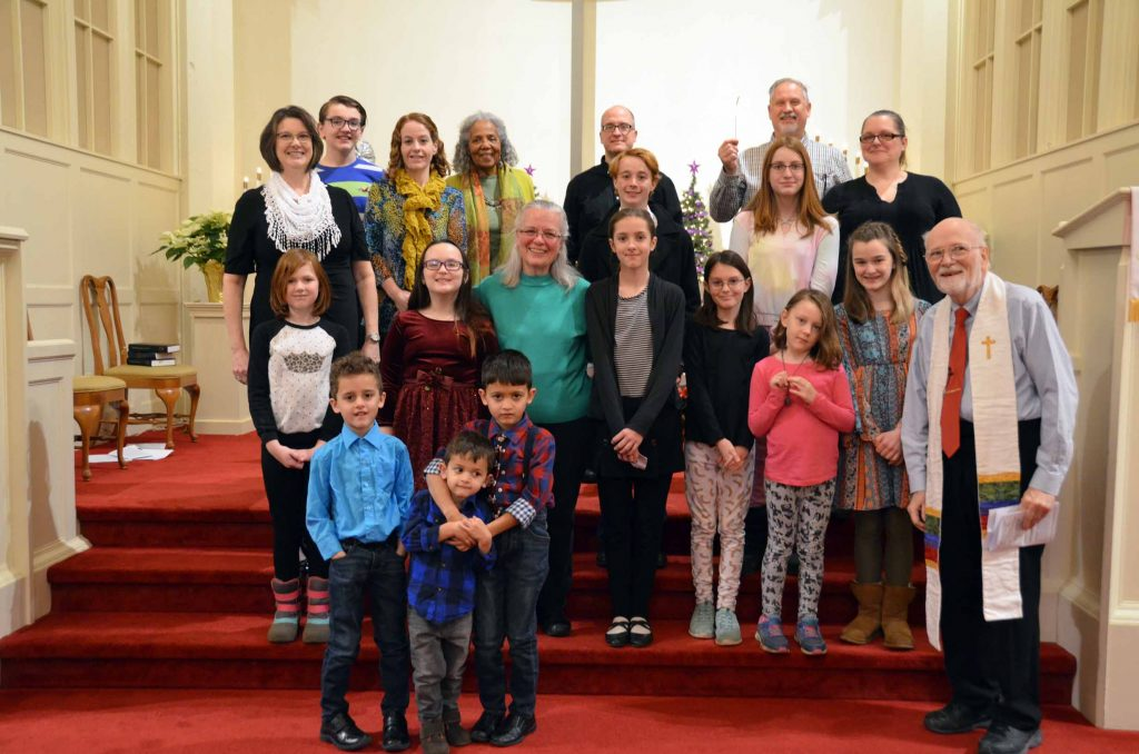 Intergenerational Sunday