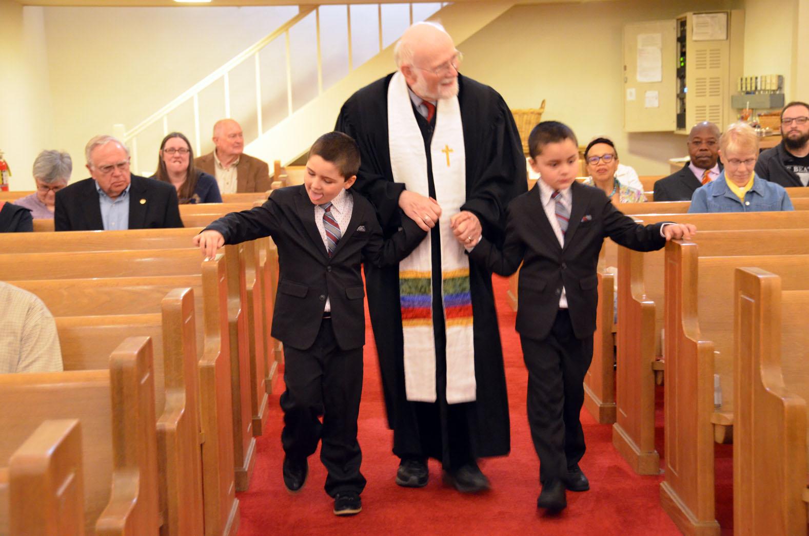 Baptism May 2019