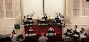 Bell Choir February 2021