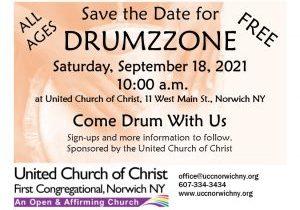 drumzzone postcard